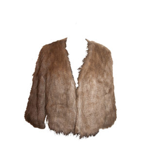 lucky brand faux fur coat